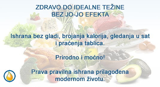 zdravo do idealne tezine